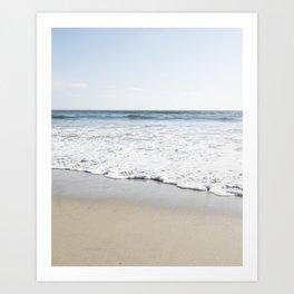 Beach Escape Art Print