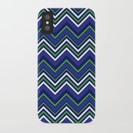Preppy Chevron iPhone Case