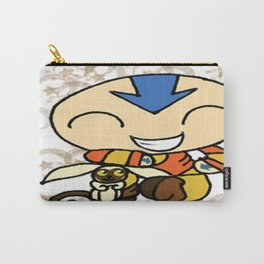 PowerPuff Aang Carry-All Pouch