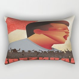 Vintage poster - Communism Rectangular Pillow