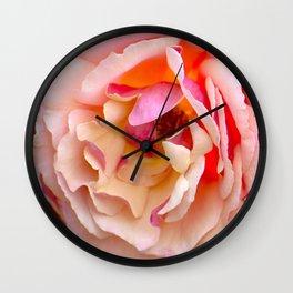 Hidden Depths Wall Clock