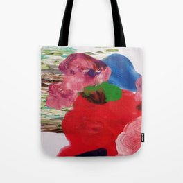 Swirls Collection Tote Bag