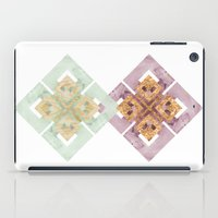 clover iPad Cases featuring Clover by Wood + Ink