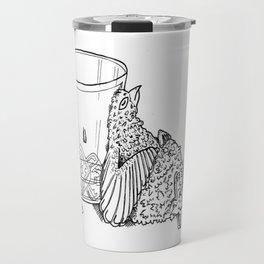 Thirsty Grouse Travel Mug