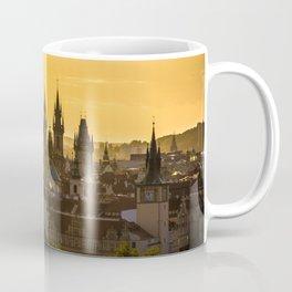 Prague Dawn Coffee Mug