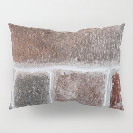Stone wall colour 6 Pillow Sham