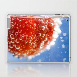 Bubbly Strawberry Laptop & iPad Skin