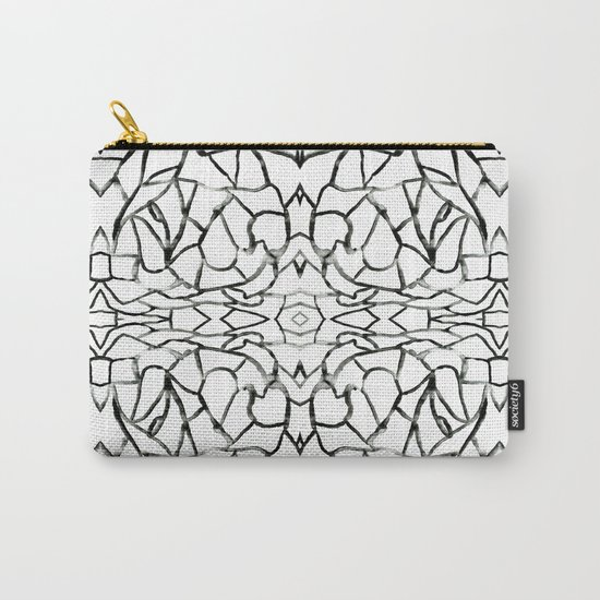Abstract pattern 91A Carry-All Pouch