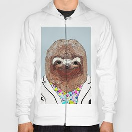 1980's Sloth Hoody