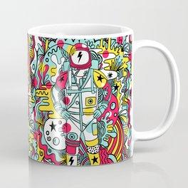 Moonage Daydream Coffee Mug