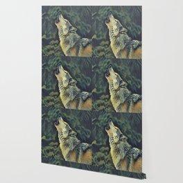 A Wolf Call Wallpaper