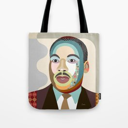 Martin Luther King Tote Bag
