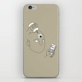 #woke iPhone Skin