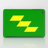 hayao miyazaki iPad Cases featuring miyazaki region flag japan prefecture by tony tudor