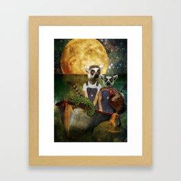 To Marsha World Framed Art Print