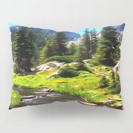 Emerald Lake Pillow Sham