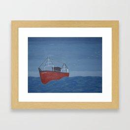 JD1957 Framed Art Print