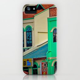 Downtown KL iPhone Case