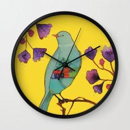 ce que la vie nous donne Wall Clock