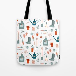 Gardening Things Tote Bag