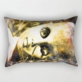 Alone Rectangular Pillow