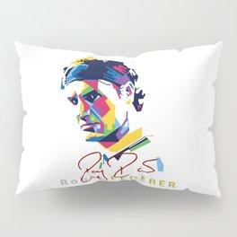 roger Federer Pillow Sham