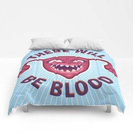 Crazed Uterus, There Will Be Blood Comforters