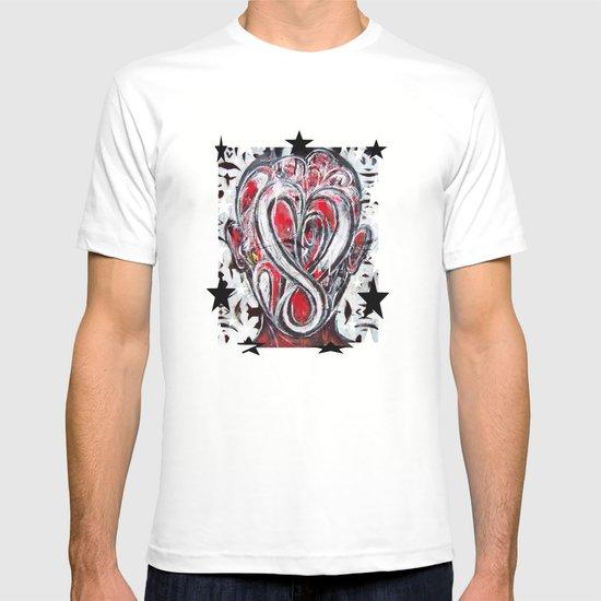 """Art is my way of communicating"" T-shirt"