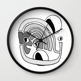 Really Strange Wall Clock