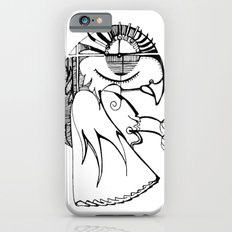 A kind of parrot iPhone 6s Slim Case