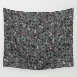 miniflower -3 Wall Tapestry