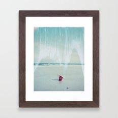 The Bucket Framed Art Print