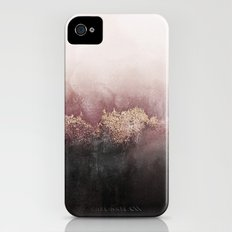 Pink Sky iPhone (4, 4s) Slim Case