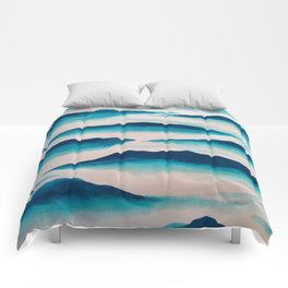 Clouded Comforters