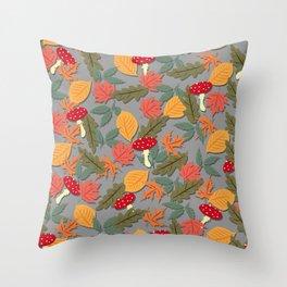 AutumnTime Throw Pillow