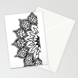 FLOWER BURST Stationery Cards