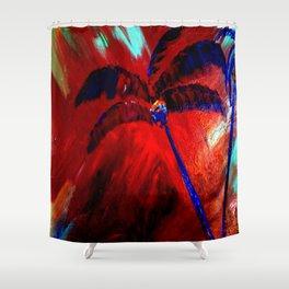 Royal Palms Shower Curtain
