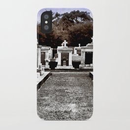 Death Row iPhone Case