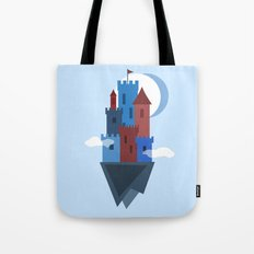 Sky Castle Tote Bag