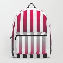 MODERN PINSTRIPE Backpack