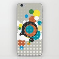 bubbles iPhone & iPod Skins featuring bubbles by Heinz Aimer