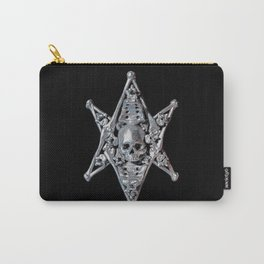 Skeleton Bone Thelema Carry-All Pouch