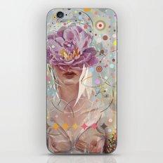 A flower in my garden iPhone & iPod Skin