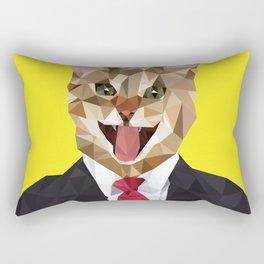 Buisness Catual Rectangular Pillow