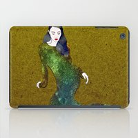 dress iPad Cases featuring Favorite Dress by Stevyn Llewellyn