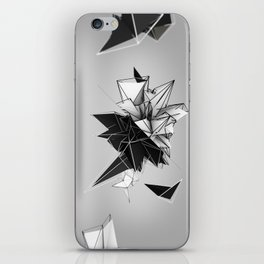Abstract Polygon  iPhone Skin