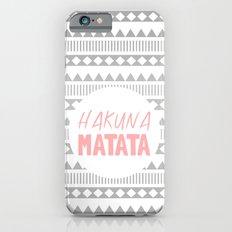 Hakuna Matata II iPhone 6s Slim Case