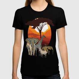 Jungle Jumble T-shirt