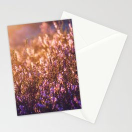 golden heather Stationery Cards