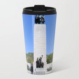 This is the Place Monument - Salt Lake City - Utah Travel Mug